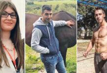 Ελένη Τοπαλούδη, 21χρονος Έλληνας, 19χρονος Αλβανός