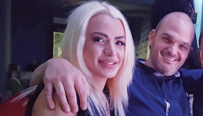 Στέλλα Μιζεράκη και Γιάννης Λεβεντάκης