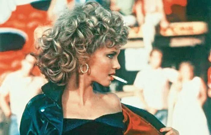 Η Ολίβια Νιούτον Τζον στο «Grease»
