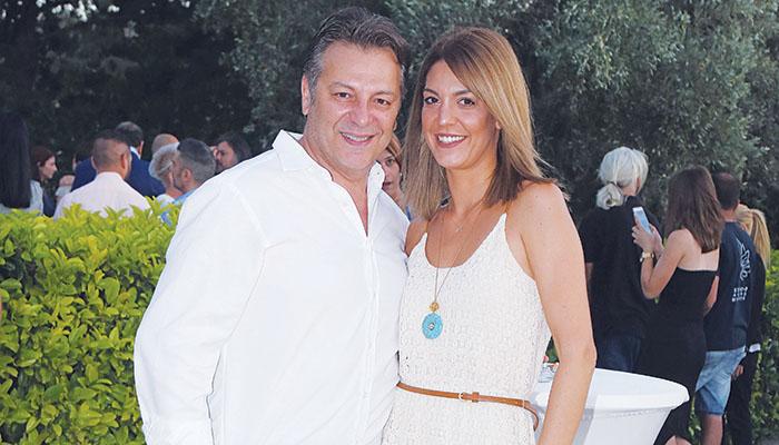 Γιώργος Δασκουλίδης και Εύη Χατζησάββα