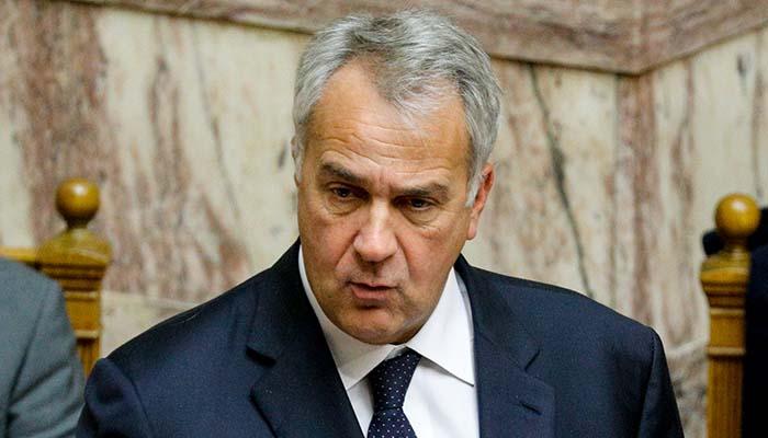 Ο υπουργός Αγροτικής Ανάπτυξης και Τροφίμων Μάκης Βορίδης