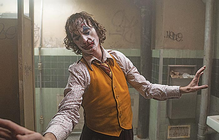 Ο Χοακίν Φίνιξ στο «Joker»