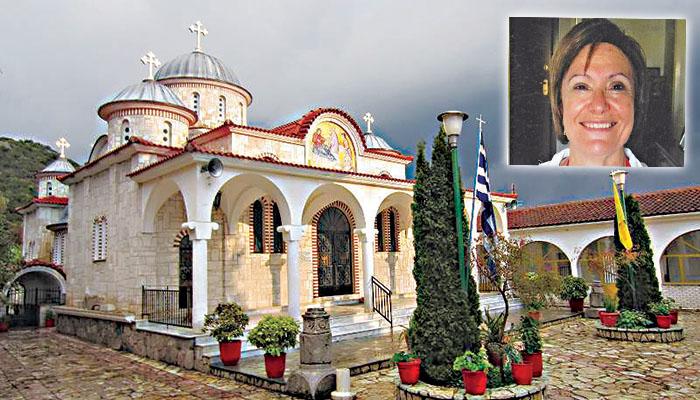 Η Μονή Παναγίας της Αντινίτσας, το θύμα