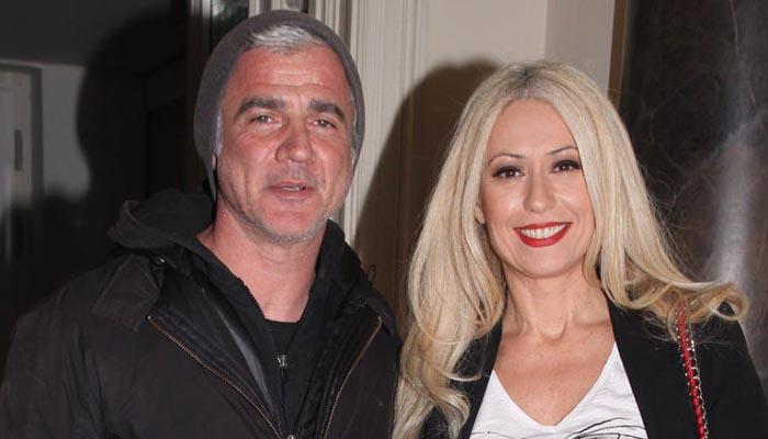 Μαρία Μπακοδήμου και Δημήτρης Αργυρόπουλος