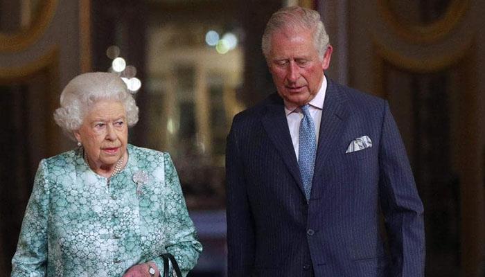 Βασίλισσα Ελισάβετ και πρίγκιπας Κάρολος