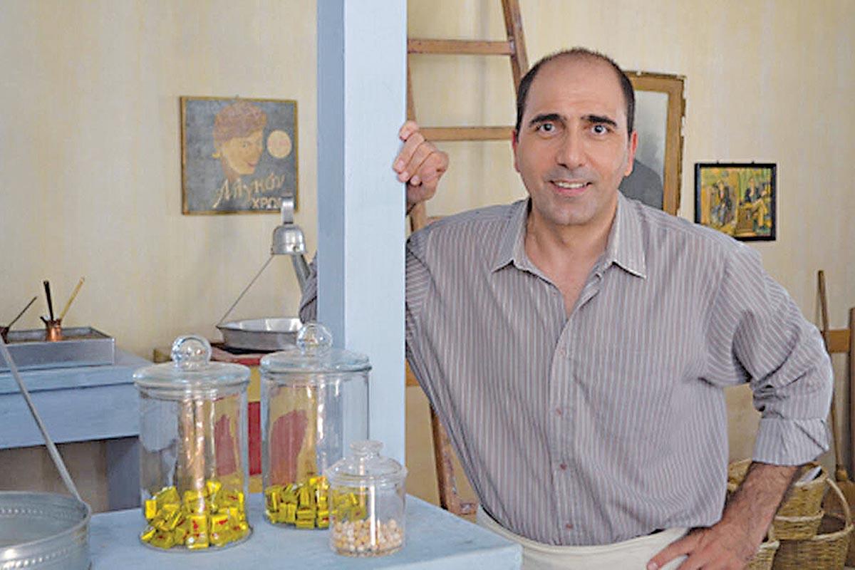 Αλέξανδρος Καλπακίδης