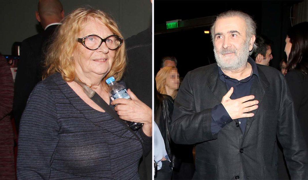 Λάκης Λαζόπουλος, Άννα Παναγιωτοπούλου