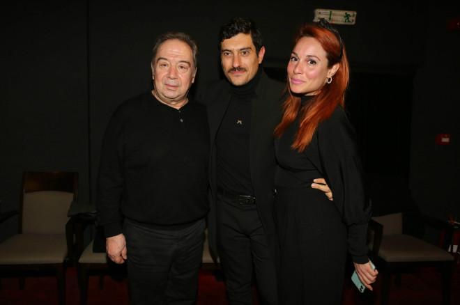 Νέα κοινή εμφάνιση για τον Αργύρη Πανταζάρα και την Πένυ Αγοραστού στο  θεατρικό βραβείο «Δημήτρης Χορν» | Espresso