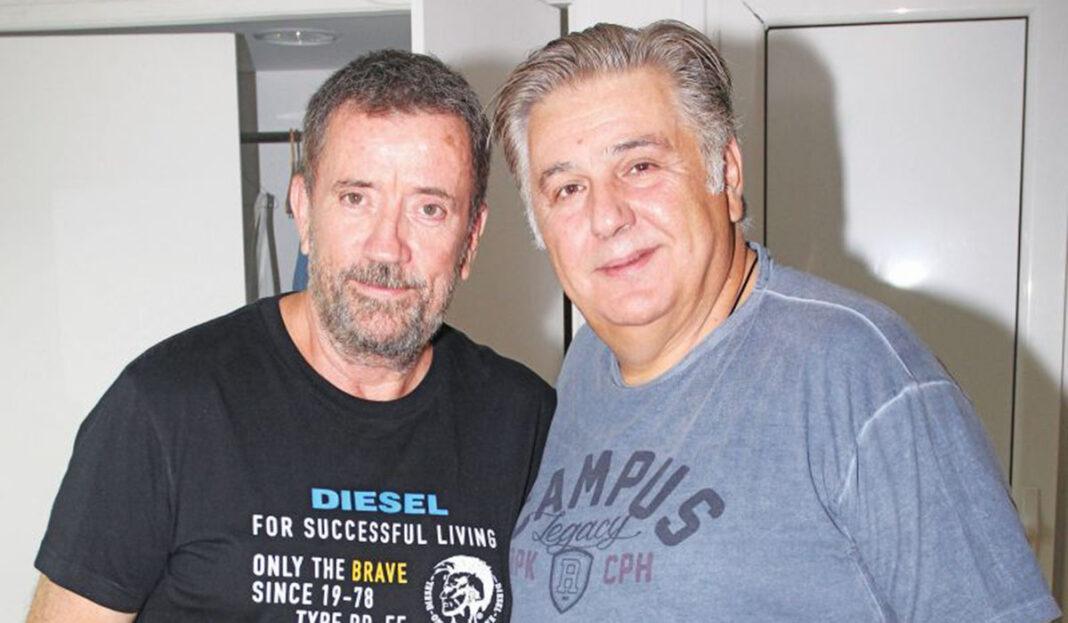 Σπύρος Παπαδόπουλος - Ιεροκλής Μιχαηλίδης