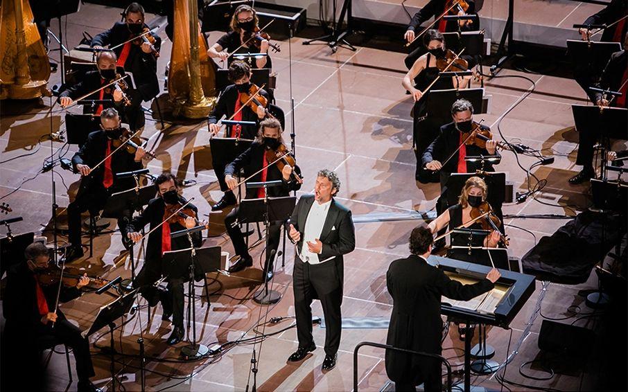 Jonas Kaufmann concert PAN 1105β